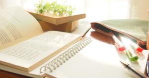 ノートの取り方について